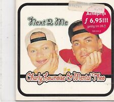 Charly Lownoise&Mental Theo-Next 2 Me cd single