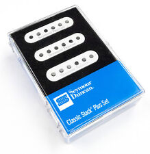 Seymour Duncan STK-S4 Classic Stack Plus Pickup Set for Strat - free shipping
