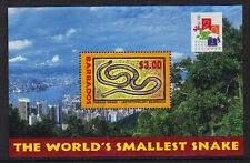Sheet Barbadian Stamps (1966-Now)