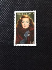 US Stamps Unused Bette Davis