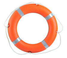 Lifebuoy Ring 58cm Solas 1.5kg Yacht Boat River Canal Lake Safety by Midmarine