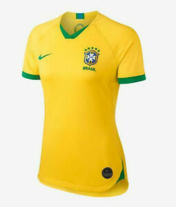 NIKE BRAZIL WOMEN'S HOME JERSEY FIFA WORLD CUP 2019.