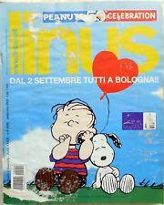 RIVISTA FUMETTI LINUS N.9 2000