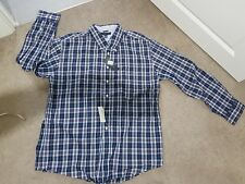 Men's Tommy Hilfiger  LONG SLEEVE shirt, 2XL. Multi coloured checked.