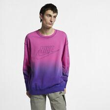 Nike 2019 SS Crew Neck Street Style Long Sleeves / AR1865-623 / Men's Pink Purpl