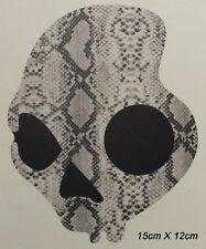 Skull Candy Skateboard Aufkleber Sticker Skullcandy Snake Skin (S217)