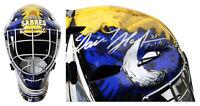 DOMINIK HASEK Signed Buffalo Sabres Franklin F/S Goalie Mask w/6x Vezina - SS