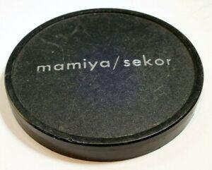 Mamiya 52mm Front Lens Cap for Mamiya-Sekor ES 55mm f1.8 Auto 35mm slip on type
