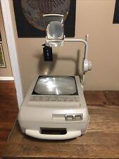Portable Apollo Concept 2210 Overhead Projector *COMPLETE*