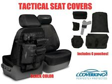COVERKING TACTICAL MOLLE BLACK CUSTOM FIT SEAT COVERS for TOYOTA FJ CRUISER