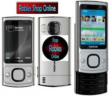 Nokia 6700s Silver (Ohne Simlock) 3G 4BAND 5MP Carl Zeiss Radio SEHR GUT OVP