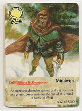 Spellfire 4th Edition Card M/NM 432/500 Mindwipe