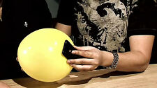 D024 Close-Up Magic Street Trick Moblie Into Balloon Penetration In A Flash +DVD