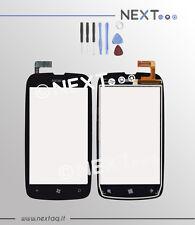 Touch screen per schermo display nokia n610 + kit riparazione