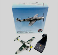 New 1:72 Scale WWII German BF-109 Fighter Aircraft Static Display 3D Alloy Model