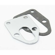 Mr. Gasket Chrome Plated Fuel Pump Mounting Plate Chevy