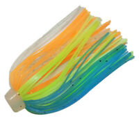 10 lot Umbrella skirts DIY Buzzbaits Spinner Buzz Bait fishing Silicone SF110