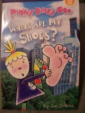 Pinky Dinky Doo, Where Are My Shoes? (Reading Disc