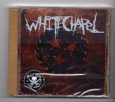 (JN150) Whitechapel, Whitechapel - 2012 Sealed CD