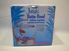 Jungle Betta Bowl Desktop Fish Aquarium