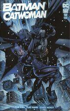 Batman Catwoman #1 Cover B Jim Lee & Scott Williams Variant Vf/Nm 2020 Dc Hohc