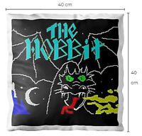 Sinclair ZX Spectrum Next 48k Loading Screen Cushion Pillow The Hobbit 40X40CM