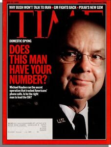 Time Magazine - 2006, May 22 - Domestic Spying, The Gangs of New Orleans