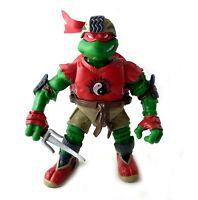 Skatin Raph TMNT Teenage Mutant Ninja Turtles Action Figure w/ Sai 2003 Raphael