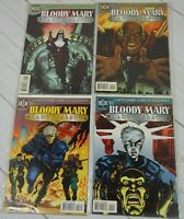 Bloody Mary: Lady Liberty - #1-4 Complete! Garth Ennis