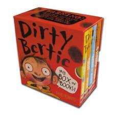 Dirty Bertie: My Box of Books!, Li, Amanda, McDonald, Alan, Excellent