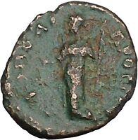 SEPTIMIUS SEVERUS 193AD Nicopolis Rare Ancient Roman Coin Demeter i45227