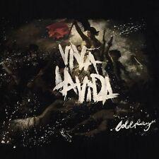Coldplay Viva La Vida World Tour T-Shirt Small (2009) Original