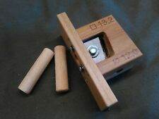 Dowel Rod Cutter DRC12 for making round Dowel Rods from square