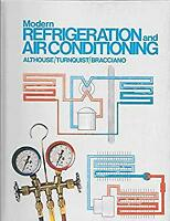 Modern Refrigeration and Air Conditioning by Althouse, Andrew Daniel