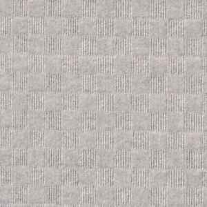 Foss Carpet Tile 24 in. W x 24 in. L Stain Resistant Peel/Stick Polyester White