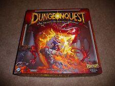 Fantasy Flight: DungeonQuest: Board Game