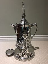 Victoria Tilted Water Pitcher by Boston Silver Co.