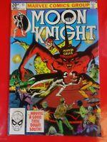 Moon Knight   # 11 comic nice Marvel comics Comic book
