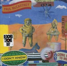 """Paul McCartney RSD Come On To Me / I Don't Know 7"""" vinyl"""