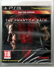 METAL GEAR SOLID V (5) THE PHANTOM PAIN giorno 1 Edition 'NEW' * PS 3 *