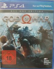 God of War PlayStation 4 (PS4) Day One Edition