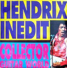 "JIMI HENDRIX - HENDRIX INEDIT-  FRENCH PROMO IMPORT "" CD ""  "" NEW, VERY RARE"""