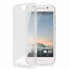 HOUSSE ETUI COQUE SILICONE GEL TRANSPARENT HTC ONE A9