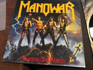 Manowar Fighting the world