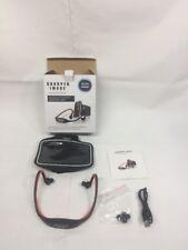 Sharper Image Bluetooth Wireless Active Sports Headphone Combo W/ Armband