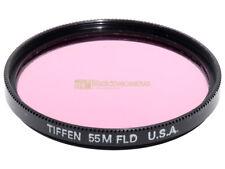 55mm. Filtro di conversione FL-D Tiffen. FLD filter