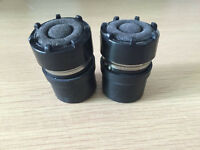 2PCS Replacement Cartridge to replace the broken one For shure SM58 microphone