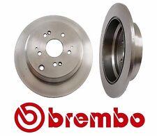 Set of 2 Disc Brake Rotor Honda Odyssey 2002-2005 3.5L Brembo 42510S0XA00
