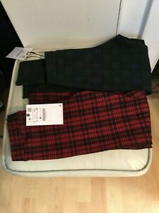 Zara girls' leggings size 8..2 pairs...NWT!!