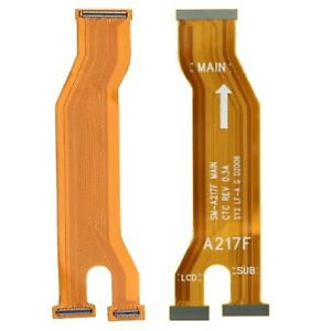 For Samsung Galaxy A21s A217F Motherboard Flex Cable Charging Port Ribbon Cable